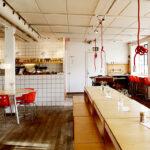 Kaffebaren v. LYNfabrikken - Rentspace - aarhus