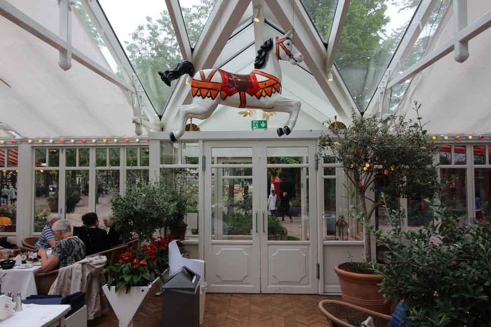 Lej Orangeriet v. Paafuglen - Lej selskabslokaler - Rentspace