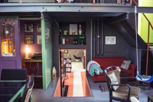 Cafeen og basen - Rentspace