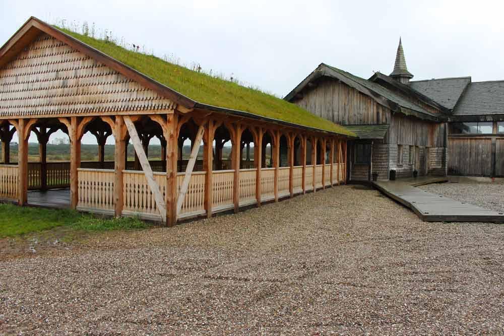Lej Pavillonen v. Ravnsborg - Book flotte selskabslokaler - Rentspace