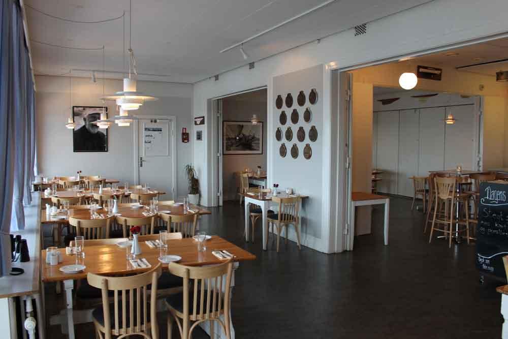 Lej Restauranten V Hellerup Sejlklub Book Selskabslokaler Rentspace