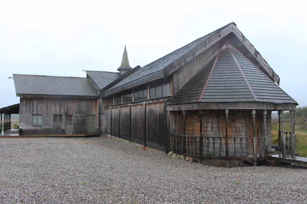 Lej Vikingesalen v. Ravnsborg - Book flotte selskabslokaler - Rentspace